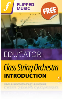 Class String Orchestra Introduction iBook