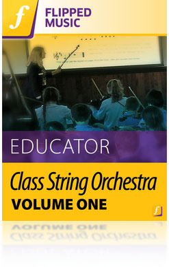 Class String Orchestra One iBook