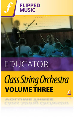 Class String Orchestra Three iBook