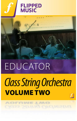 Class String Orchestra Two iBook
